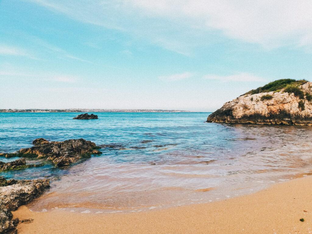 spiaggia del plemmirio